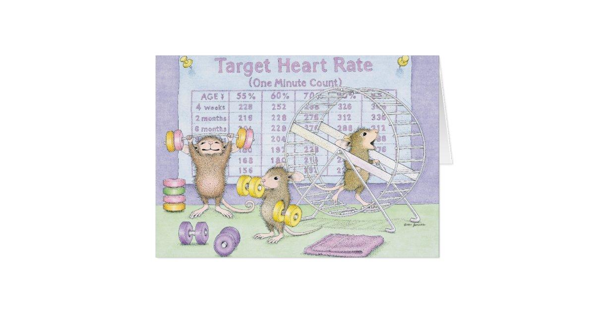 House Mouse Designs Card Zazzle