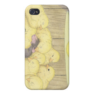 House-Mouse Designs® - Case Cover For iPhone 4