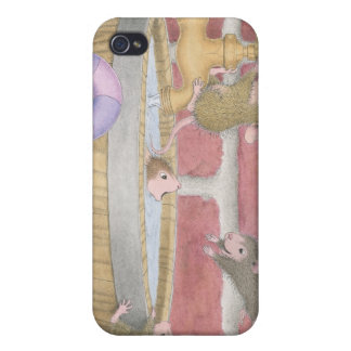 House-Mouse Designs® - Case iPhone 4 Cover