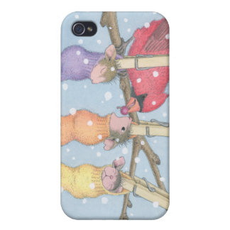 House-Mouse Designs® - Case Cases For iPhone 4