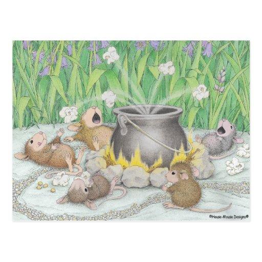 House-Mouse Designs® - Christmas Postcards