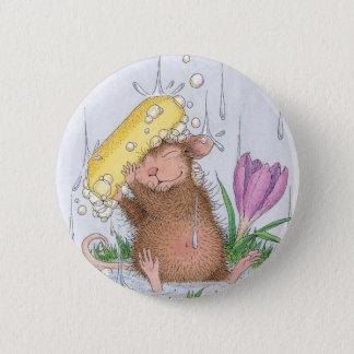 House-Mouse Designs® -  Good Clean Fun Button