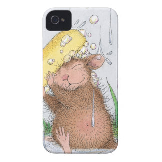 House-Mouse Designs® - Good Clean Fun iPhone 4 Cases