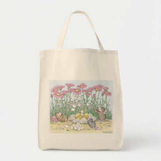 House-Mouse Designs® -  Grocery Tote Canvas Bags