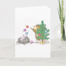 House-Mouse Designs® Holiday Card