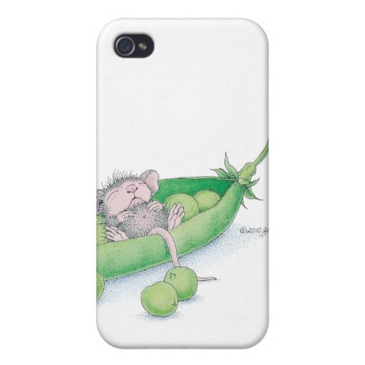 House-Mouse Designs® IPHONE 3G/3GS Case iPhone 4 Covers