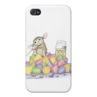 House-Mouse Designs® IPHONE 3G 3GS Case iPhone 4 Case