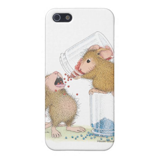 House-Mouse Designs® IPHONE 3G/3GS Case iPhone 5 Case