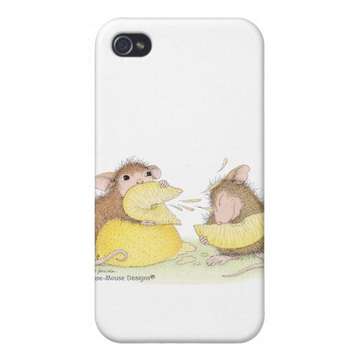House-Mouse Designs® IPHONE 3G/3GS Case Cases For iPhone 4