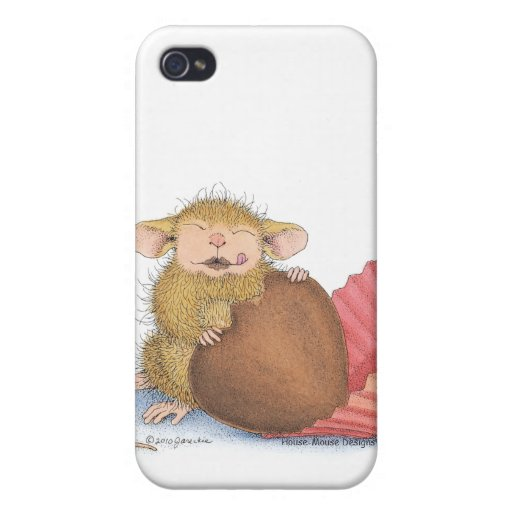 House-Mouse Designs® IPHONE 3G/3GS Case Cover For iPhone 4