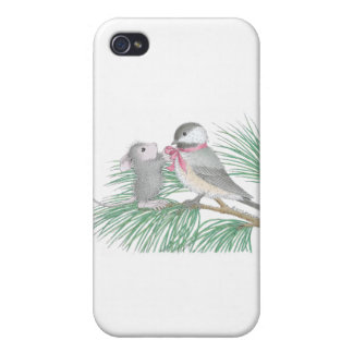 House-Mouse Designs® iPhone 4/4S Cases