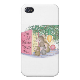 House-Mouse Designs® Cases For iPhone 4