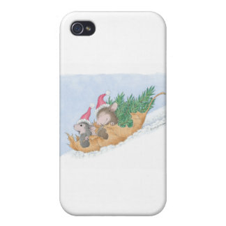 House-Mouse Designs® iPhone 4 Covers