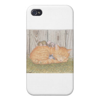 House-Mouse Designs® - Cover For iPhone 4