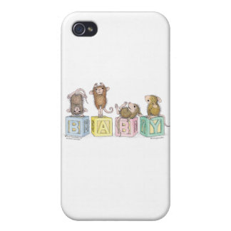 House-Mouse Designs® iPhone 4/4S Covers