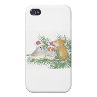 House-Mouse Designs® Cover For iPhone 4