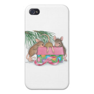 House-Mouse Designs® iPhone 4 Cover