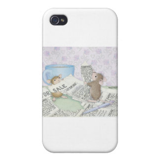 House-Mouse Designs® - iPhone 4/4S Cases