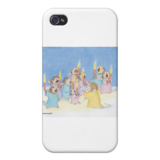 House-Mouse Designs® iPhone 4/4S Cover