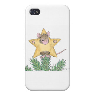House-Mouse Designs® Case For iPhone 4