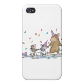 House-Mouse Designs® iPhone 4 Cases