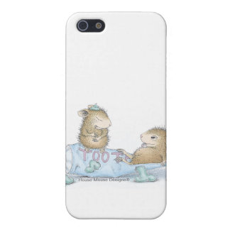 House-Mouse Designs® IPOD Case Cover For iPhone 5