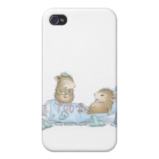 House-Mouse Designs® IPOD Case Case For iPhone 4