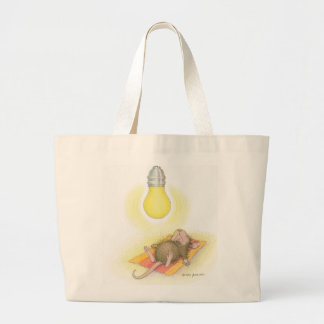 House-Mouse Designs® - Jumbo Tote Canvas Bag