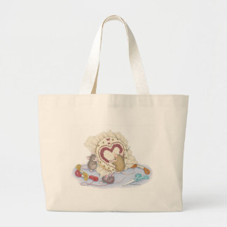 House-Mouse Designs® Jumbo Tote Bags