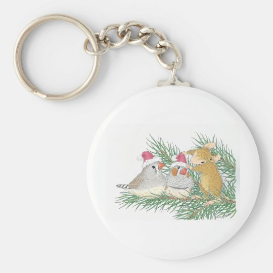 House-Mouse Designs® Keychain