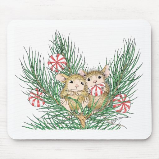 House-Mouse Designs® Mouse Pad