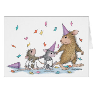 House-Mouse Designs® - New Baby Cards