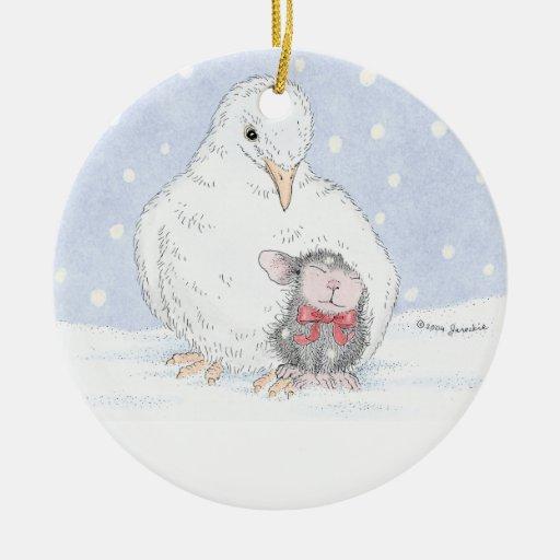 House mouse designs ornaments zazzle for Design ornaments
