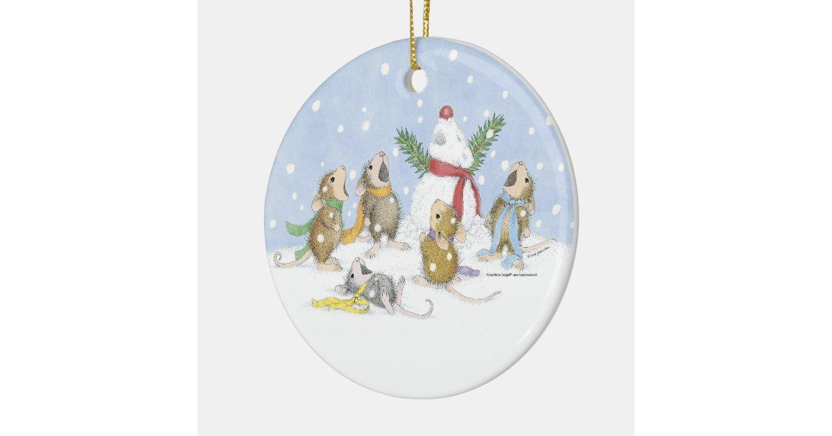 House Mouse Designs Ornaments Zazzle