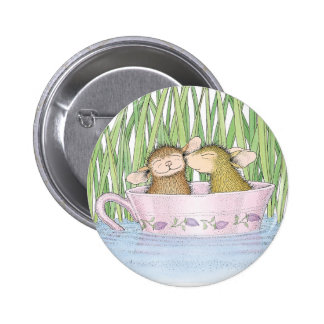 House-Mouse Designs® - Pinback Button