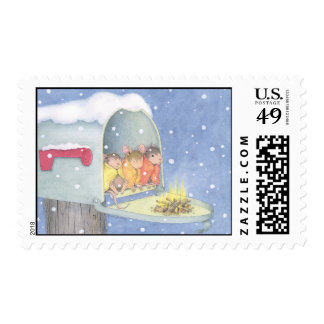 House-Mouse Designs® - Postage