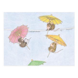 House-Mouse Designs® Postcard