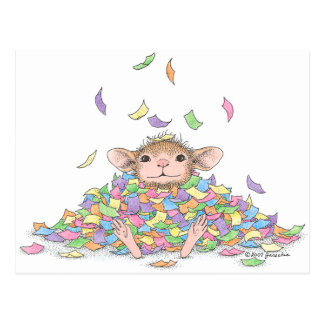 House-Mouse Designs® - Post Card