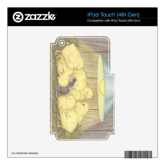 House-Mouse Designs® - Skin iPod Touch 4G Skin