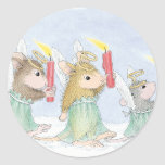 House-Mouse Designs® Sticker