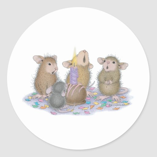 House-Mouse Designs® - Stickers