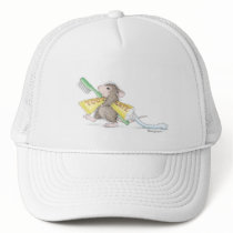 House-Mouse Designs® - Trucker Hat