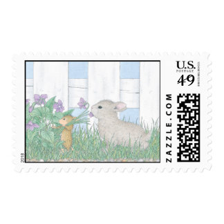 House-Mouse Designs® -  USPS Approved Postage Estampilla