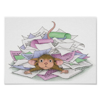 House-Mouse Designs® - Wall Art Print