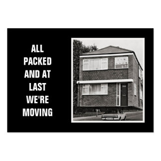 House move large business card