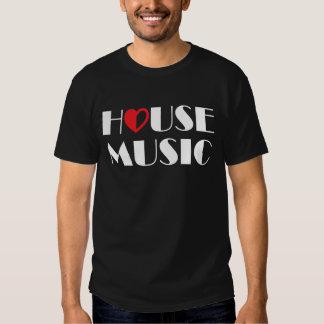 House Music 3 Dark Tee Shirt
