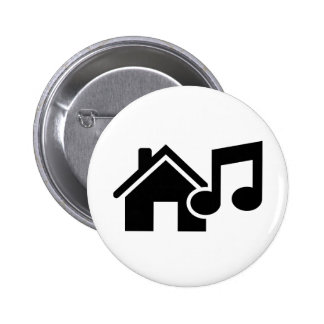 House music note button