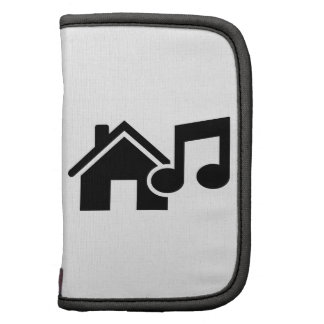 House music note planners
