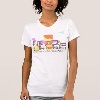 House music world wide T-Shirt