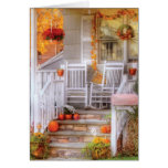 House - My Aunts porch Card